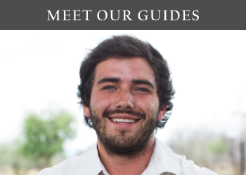 Meet our guides